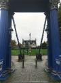 St Andrew's Suspension Bridge Glasgow Green