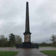 A Walk Through Glasgow Green Scotland UK 7