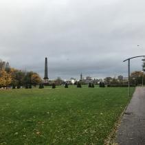 A Walk Through Glasgow Green Scotland UK Scenery 13