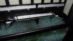 First Tank (Lights) (Marina 60 Aquarium)