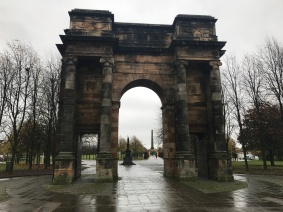 Glasgow Green Scotland Statues Monuments 1