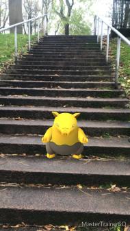 Halloween 2017 Pokémon Go Hunting Drowzee 2