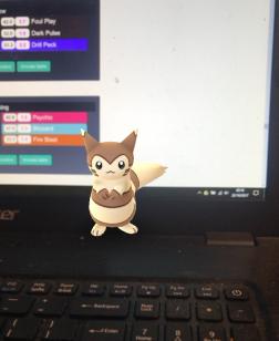 Halloween 2017 Pokémon Go Hunting Furret