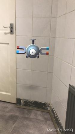 Halloween 2017 Pokémon Go Hunting Magnemite