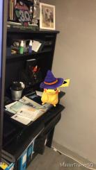 Halloween 2017 Pokémon Go Hunting Pikachu House