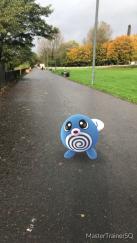 Halloween 2017 Pokémon Go Hunting Poliwag