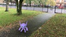 Halloween 2017 Pokémon Go Hunting Sableye Daisy