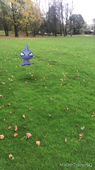 Halloween 2017 Pokémon Go Hunting Shuppet Glasgow Green