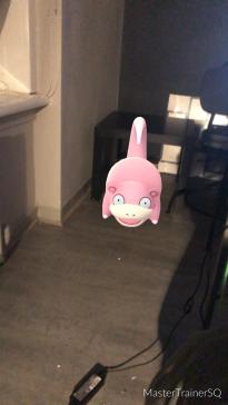 Halloween 2017 Pokémon Go Hunting Slowpoke