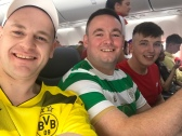 On Plane To Tenerife 2