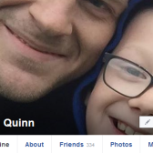 Sean Quinn on Facebook Profile