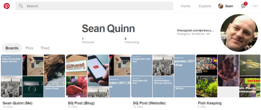 Sean Quinn on Pinterest