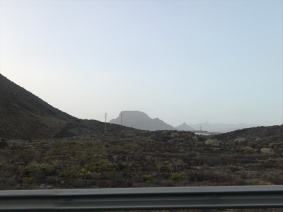 Tenerife Land View