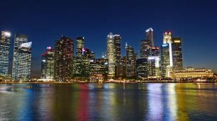 City At Night 4