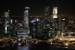 City Night Lights 1