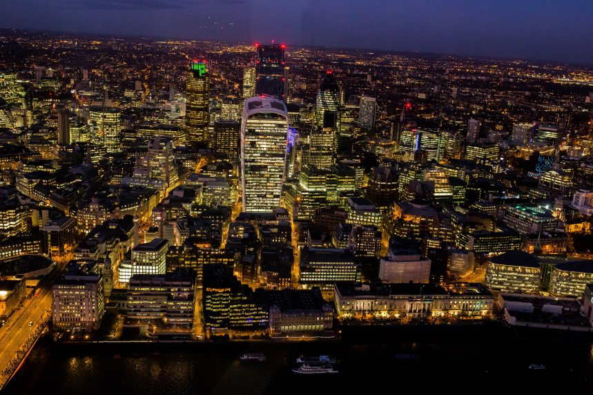 City Night Lights 3