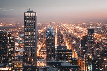 City Night Lights 4