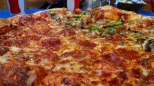 I Love Pizza Closeup 1