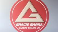 Gracie Barra Logo Carlos Gracie JR.