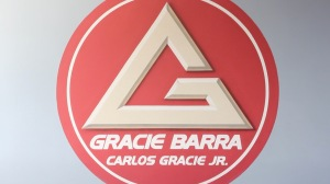 Gracie Barra Logo Carlos Gracie JR.