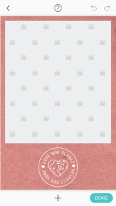 Pic Collage Card Template 24