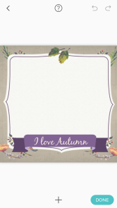 Pic Collage Card Template 8