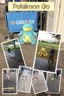 Pic Collage Photo Layering - Pokemon Go