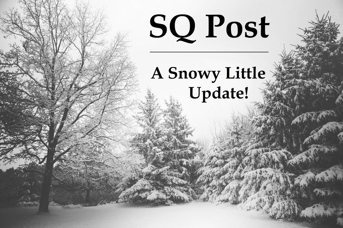 A Little Snow For The Festive Season!