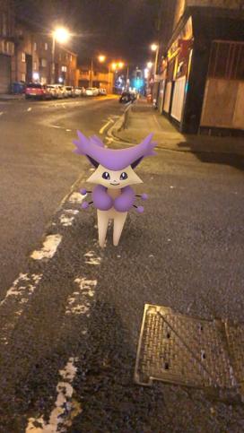 Caught Some New Gen 3 Pokémon Delcatty 1