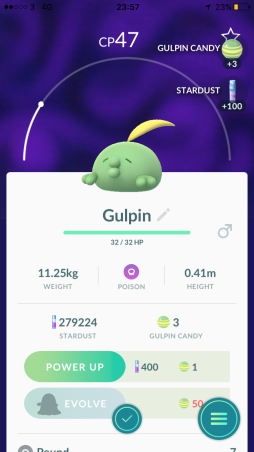 Caught Some New Gen 3 Pokémon Gulpin Listing