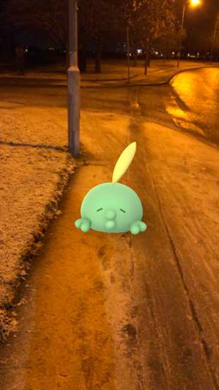 Caught Some New Gen 3 Pokémon Gulpin