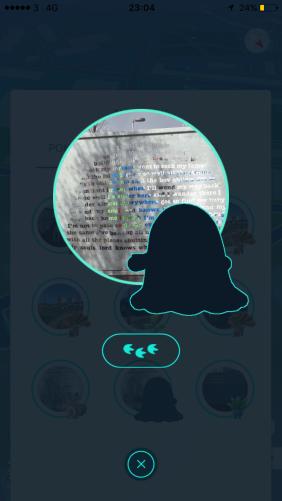 Caught Some New Gen 3 Pokémon Nearby 3