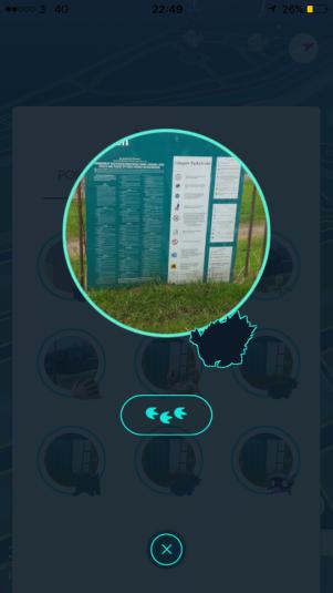 Caught Some New Gen 3 Pokémon Nearby1