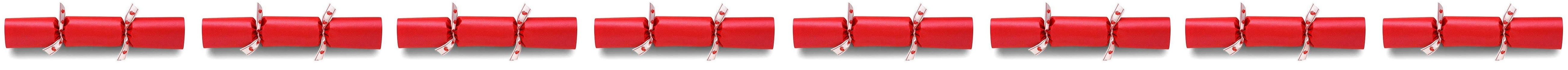 Christmas Crackers Red