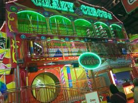 Irn-Bru Carnival 2016-2017 Fun House