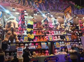 Irn-Bru Carnival 2016-2017 Stall