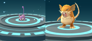 Pokémon Go Hunting At Night Evolving Rattata Raticate