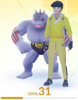 Pokemon Go Hunting At Night MasterTrainerSQ Buddy