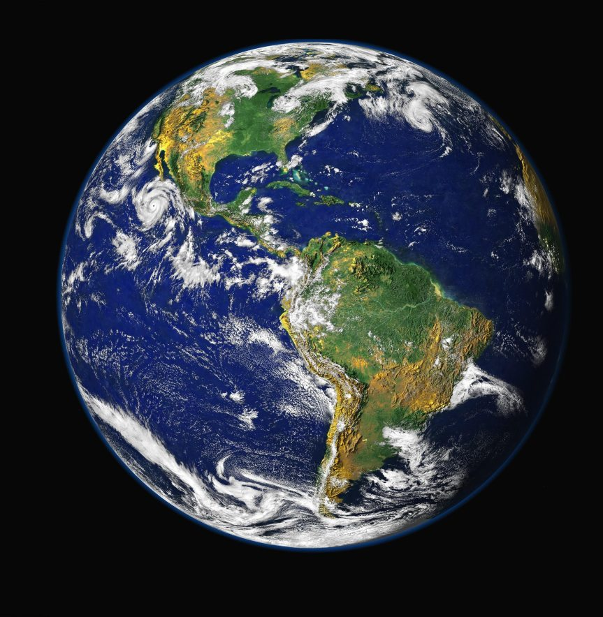 Full Earth View