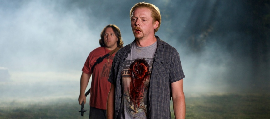 Simon Pegg Nick Frost Paul