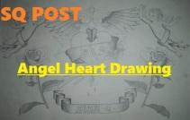 Angel Heart Drawing
