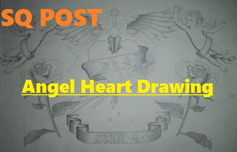 Angel Heart Drawing (by Sean Quinn)
