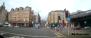 Car Dash Cam Glasgow Broomlaw City Centre