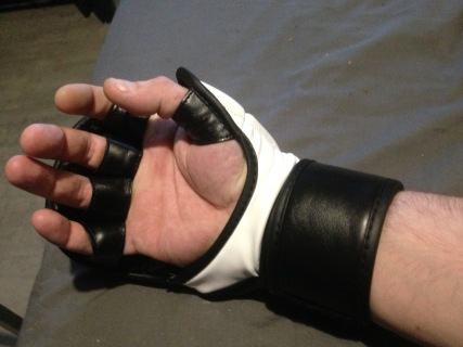 RDX MMA Kit Glove Under