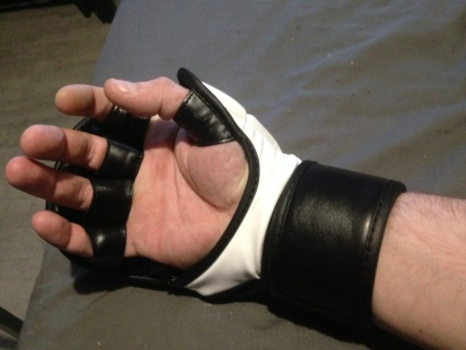 RDX MMA Kit Glove Under